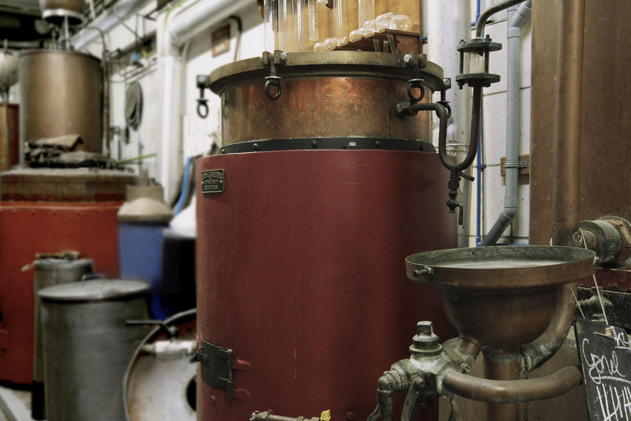 Distilleerderij Van Wees